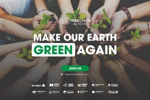 Picture of TreeChain Network – dự án trồng 11 tỷ cây trong 10 năm & phân tích tiềm năng của TREECOIN Token