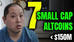 Picture of Top 7 altcoin vốn hóa nhỏ có tiềm năng lớn, theo nhà phân tích George Tung