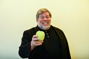 """Ảnh của Đồng sáng lập Apple Wozniak: """"Bitcoin tốt hơn Vàng và USD"""""""