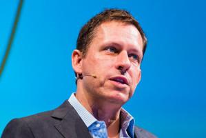 """Ảnh của Peter Thiel – Tỷ phú đồng sáng lập Paypal: """"Bitcoin giá trị hơn vàng"""""""