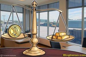 """Ảnh của Lượng tìm kiếm """"Mua Bitcoin"""" vượt trội hơn so với """"mua vàng"""" trên Google"""