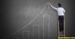 Ảnh của TRON vẫn giữ được mức tăng trưởng tốt dù thị trường đang có xu hướng giảm.