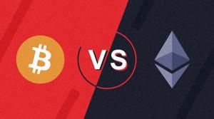 Picture of Câu chuyện thực sự về cuộc tranh giành ngôi vương giữa Bitcoin và ETH