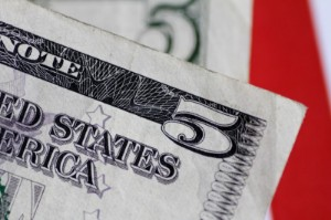 Picture of Dollar Edges Lower; Fed Meeting Limiting Volatility