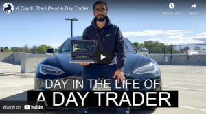 Picture of A Day In The Life of A Day Trader
