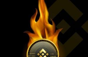 Ảnh của Binance đốt 393,6 triệu đô la giá trị BNB