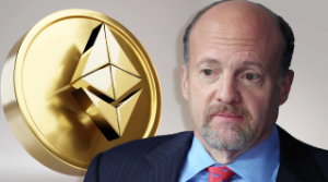 """Ảnh của Jim Cramer gọi Ethereum là """"Pied Piper của tiền điện tử"""" nhưng ông sẽ không mua thêm"""