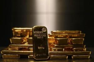 Ảnh của Vàng giảm trong phiên Mỹ, xuống dưới 1.800USD trước cuộc họp của Fed