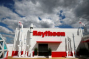 Picture of Raytheon raises full-year adjusted profit forecast as air travel recovers