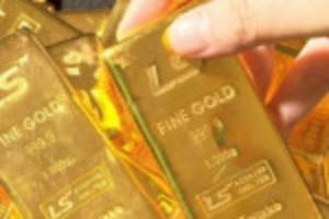 Ảnh của Vàng thế giới tăng nhẹ sau nhận định từ Chủ tịch Fed
