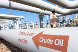 Ảnh của Dầu tăng lần đầu tiên trong 3 ngày khi kho dự trữ dầu thô của Mỹ giảm mạnh