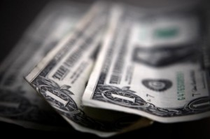 Picture of Dollar Down, Powell Comments Press Pause on Recent Rally