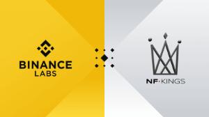 Ảnh của Binance Labs đầu tư chiến lược vào NFKings
