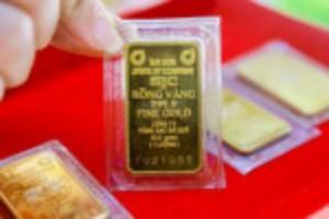Ảnh của Giá vàng ngày 30.7.2021: Tăng sát 57,5 triệu đồng/lượng