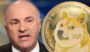 Ảnh của Kevin O'Leary: Dogecoin không phải một khoản đầu tư mà chỉ là canh bạc đỏ đen