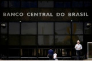 Brazil cenbank set for 100 bps hike, biggest in 18 years: Reuters poll