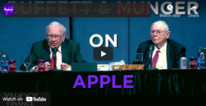Picture of Berkshire wants a bigger piece of Apple