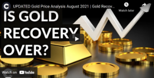 Picture of Gold Price Analysis August 2021 | Gold Recovery To Continue?