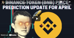 Picture of BINANCE TOKEN (BNB) PRICE PREDICTION FOR APRIL