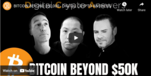 Picture of BITCOIN BEYOND $50,000 - DIGITAL CRYPTO ANSWERS