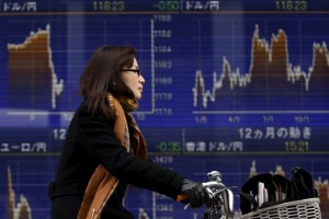 Picture of Asian Stocks Mixed, Impact From Latest Chinese Rule Tightening Continues