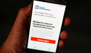 Picture of Google, Apple remove Navalny app from stores as Russian elections begin