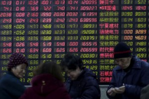 Picture of Asian shares steady, but set for weekly losses as global growth fears nag