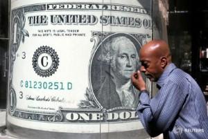 Picture of Dollar Edges Lower; Michigan Sentiment in Focus