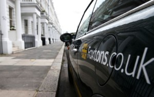 Picture of British real estate agent Foxtons names Nigel Rich as chairman