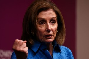 Picture of U.S. Speaker Pelosi: Capitalism has not served our economy as well as it could