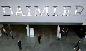 Picture of Daimler Truck boss says chip supply has tightened further