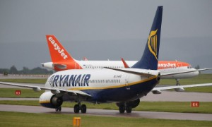 Picture of European Airlines Gain as Rules Eased For Travel to UK