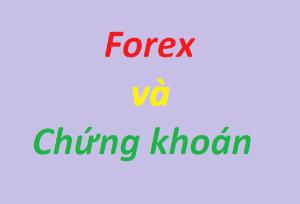 Picture of So sánh Forex và chứng khoán