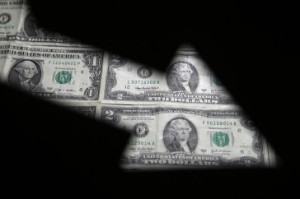 Ảnh của Đồng USD giảm nhẹ trong phiên châu Âu