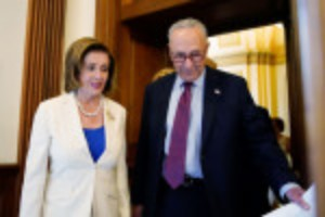 Picture of U.S. congressional Democrats report deal to pay for Biden spending plans
