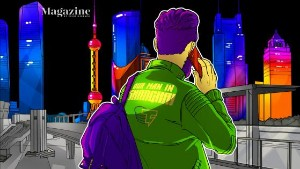 Picture of Shanghai Man: RMB stablecoin in Shanghai, Evergrande FUD, and FTX gains ground