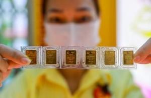 Ảnh của Giá vàng ngày 24.9.2021: SJC cao hơn thế giới kỷ lục, gần 9 triệu đồng