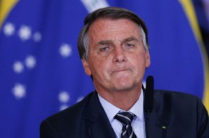 Picture of Brazil's Bolsonaro says UK's Johnson sought 'emergency' food deal, embassy differs