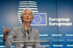 Ảnh của Chủ tịch NHTW Châu Âu cho biết khủng hoảng nợ Evergrande ít ảnh hưởng đến Châu Âu