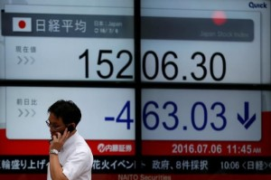 Picture of Japan stocks higher at close of trade; Nikkei 225 up 2.06%