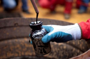 Picture of Oil heads for third week of gains as output stumbles