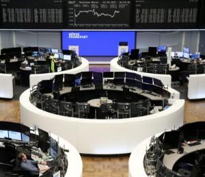 Picture of European stocks slip on Evergrande woes, weak German business morale