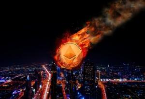 Ảnh của ETH giảm mạnh hơn Bitcoin sau khi Trung Quốc tái khẳng định lập trường anti-crypto