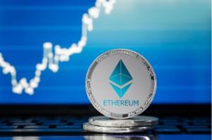 Ảnh của Ethereum giao dịch trong sắc xanh, tăng 10.10%