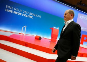 Ảnh của Đồng Euro ít thay đổi khi cuộc bầu cử ở Đức diễn ra kịch tính