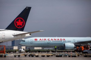 Picture of Canada seeks to attract U.S. frequent flyers with perks on Air Canada