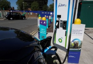Picture of Shift to EVs means huge 'reskilling' job for Europe - report