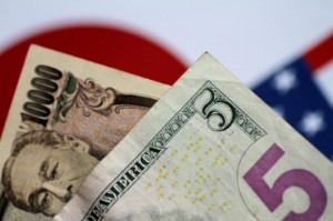 Picture of Dollar, Yen Up as U.S. Bond Yields Hit Three-Month High