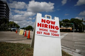 Picture of Factbox-Hiring for holiday season in tightening U.S. labor market