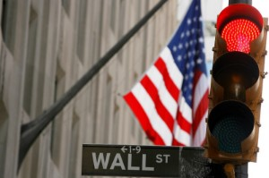Picture of Wall Street Opens Lower on Inflation Fears; Nasdaq Down 1.4%